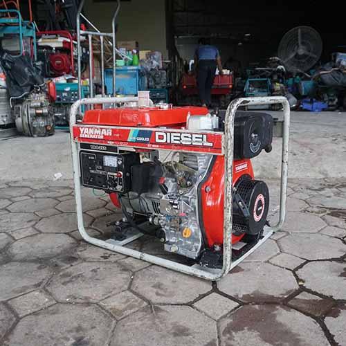 Máy phát điện cũ Yanmar YDG355