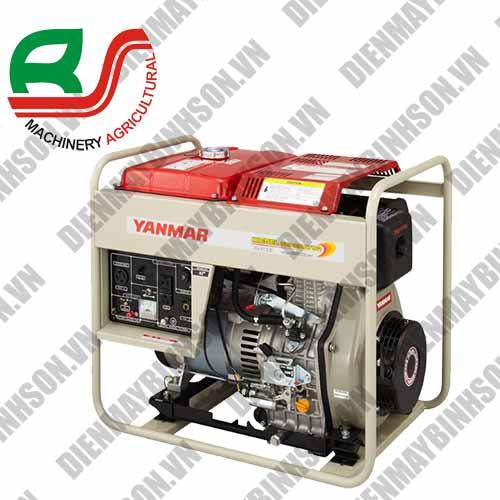 Máy phát điện 5kw Nhật bãi Yanmar YDG5500