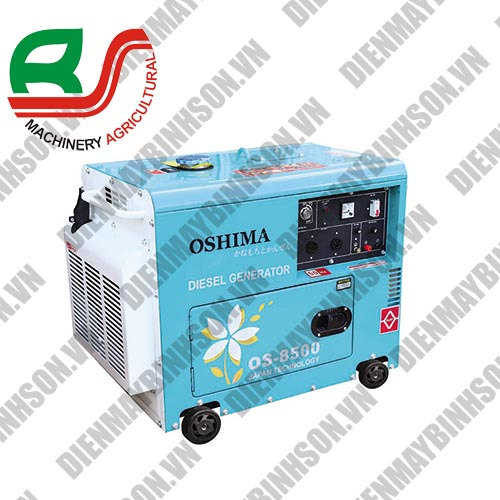 Máy phát điện Oshima OS8500