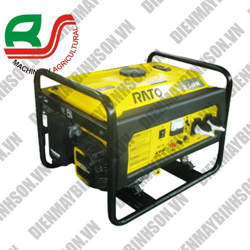 Máy phát điện RATO R2500