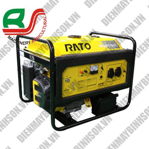 Máy phát điện RATO R7000D