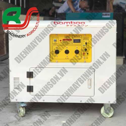 Máy phát điện Bamboo 8800E