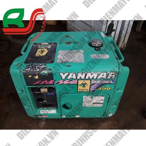 Máy phát điện cũ Yanmar YDG300 SS
