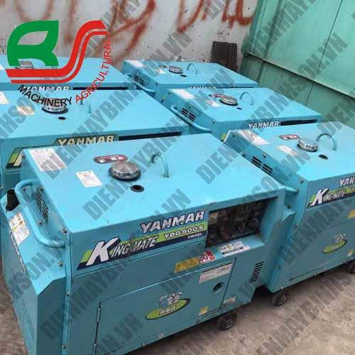 Máy phát điện Yanmar 500s