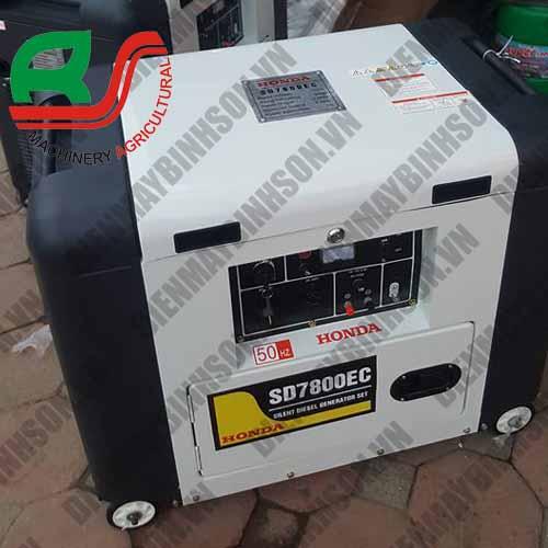 Máy phát điện Honda SD7800