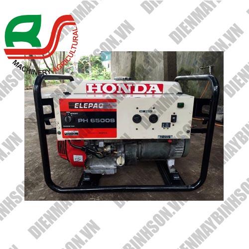 Máy phát điện cũ Honda ELEPAQ PH6500S