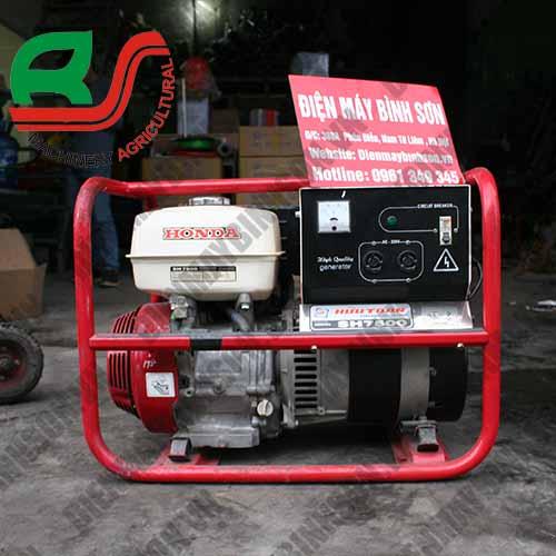 Máy phát điện cũ Honda Hữu Toàn SH7500