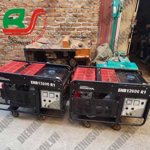 Máy phát điện cũ Honda EHB12000 R1