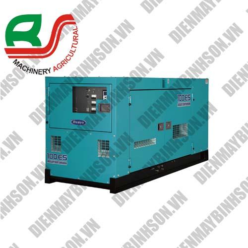 Máy phát điện Denyo DCA-100ESI