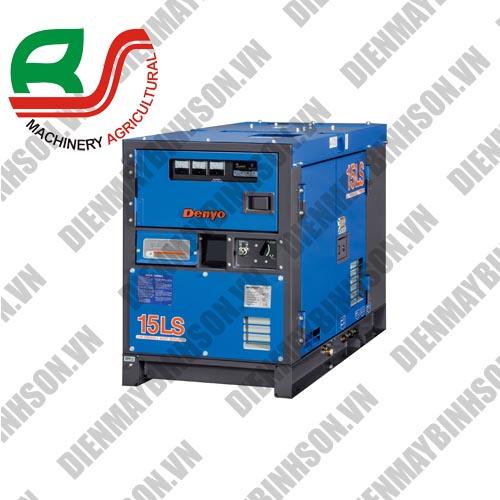 Máy phát điện Denyo DCA-15LSK