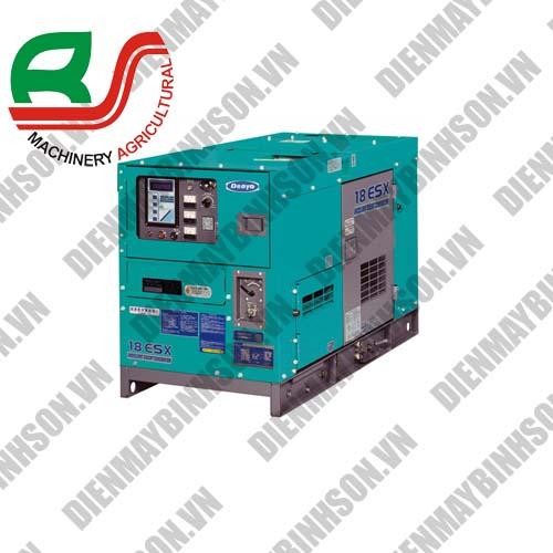 Máy phát điện Denyo DCA-18ESX