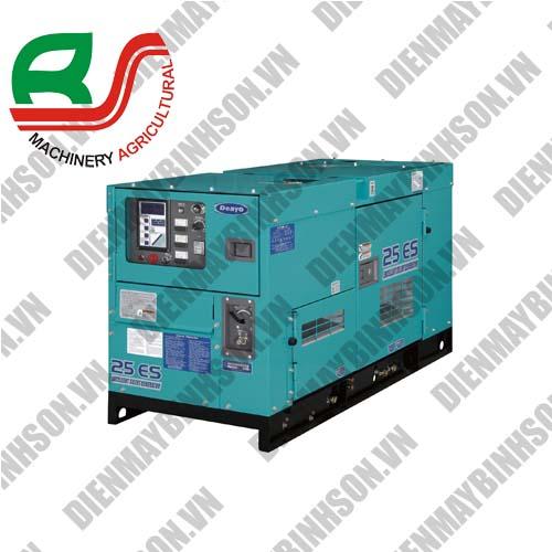 Máy phát điện Denyo DCA-25ESI