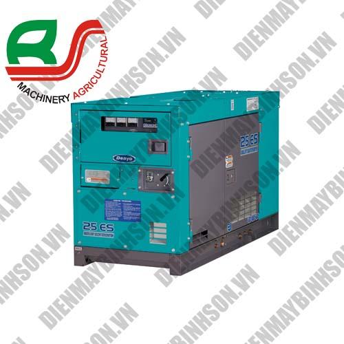 Máy phát điện Denyo DCA-25ESK