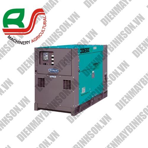 Máy phát điện Denyo DCA-30ESX