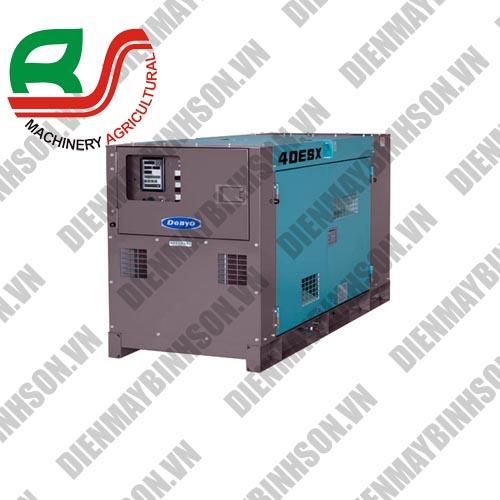 Máy phát điện Denyo DCA-40ESX