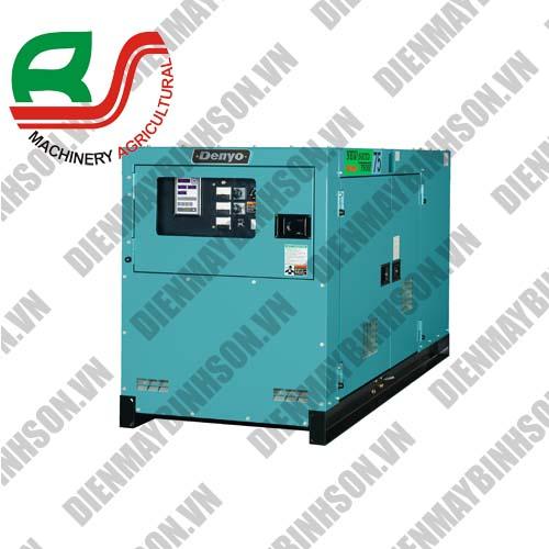 Máy phát điện Denyo DCA-75SPI