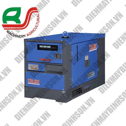 Máy phát điện Denyo TLG-12LSX