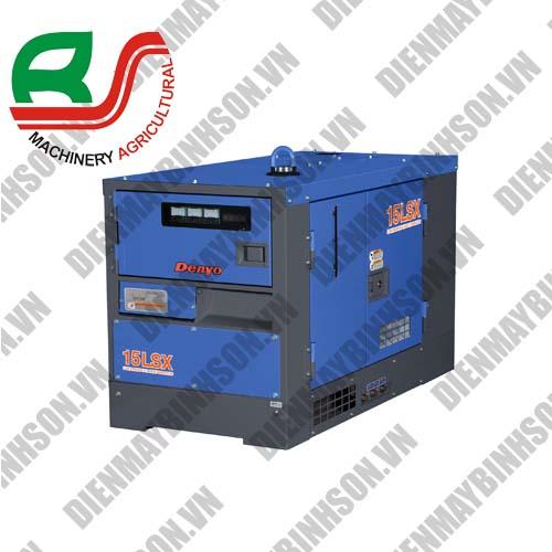 Máy phát điện Denyo TLG-15LSX