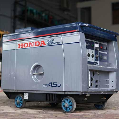Máy phát điện nhật cũ Diesel Honda EX 4.5D