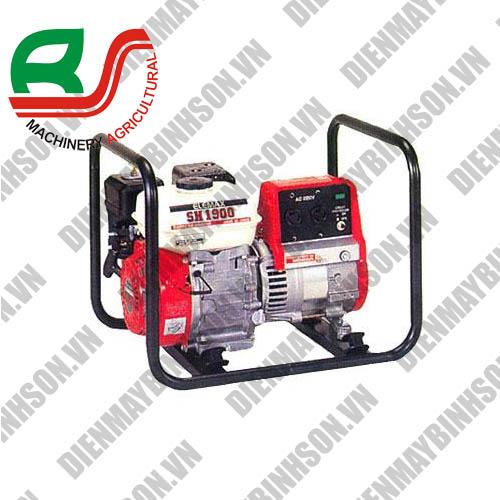 Máy phát điện nhật bãi Elemax SH1900