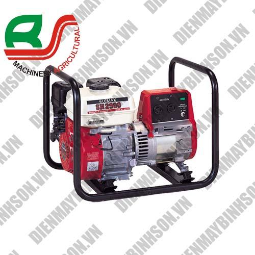 Máy phát điện nhật bãi Elemax SH2900