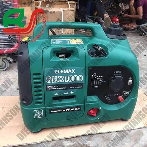 Máy phát điện cũ Elemax SHX1000