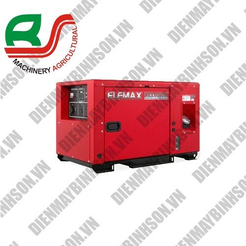 Máy phát điện Elemax SHX8000DI