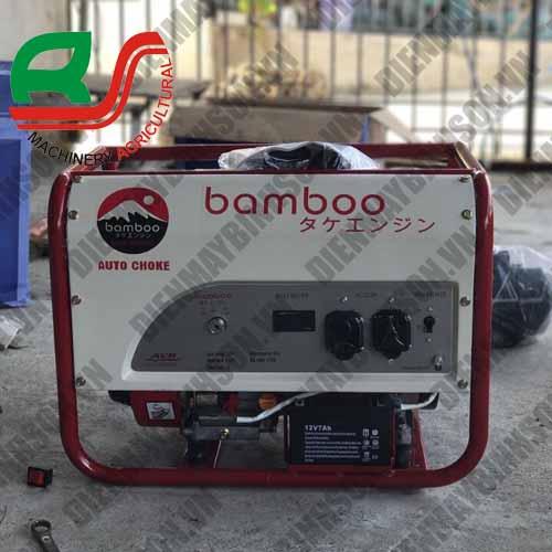 Máy phát điện Bamboo BMB3800