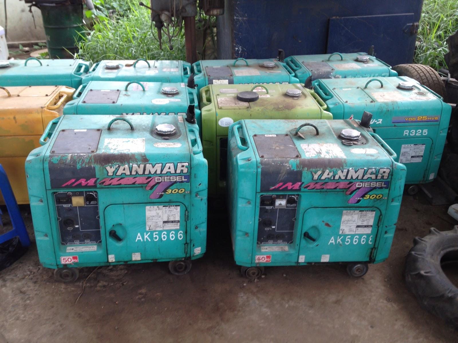 may-phat-dien-nhat-bai-yanmar-ydg200ss