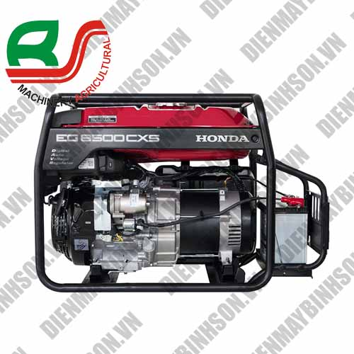 Máy phát điện Honda EG6500 CXS
