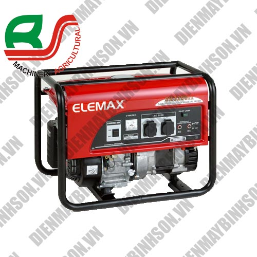 Máy phát điện Honda Elemax SH3200EX