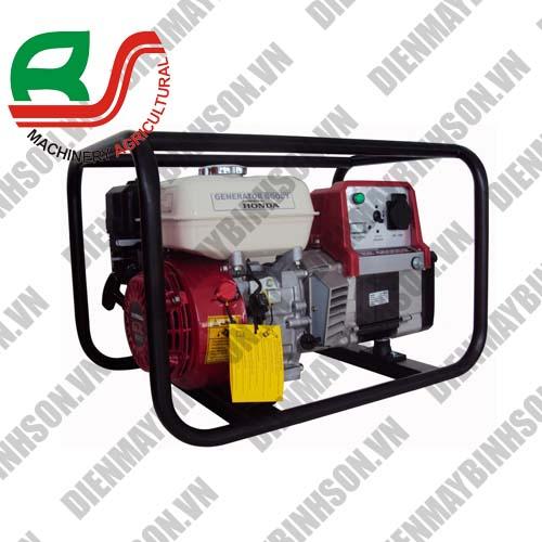 Máy phát điện honda EN 4500-DX