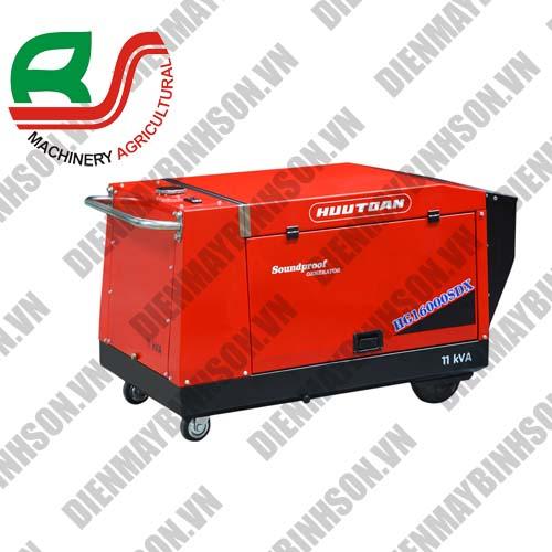 Máy phát điện Honda Hữu Toàn HG16000SDX(SP)