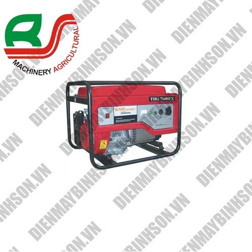 Máy phát điện Honda Kyo THG7600EX
