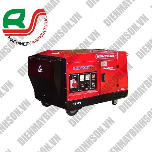 Máy phát điện Kohler HK16000TDX(SP)