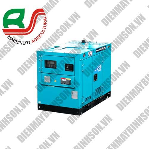Máy phát điện Kubota EX10KSE2