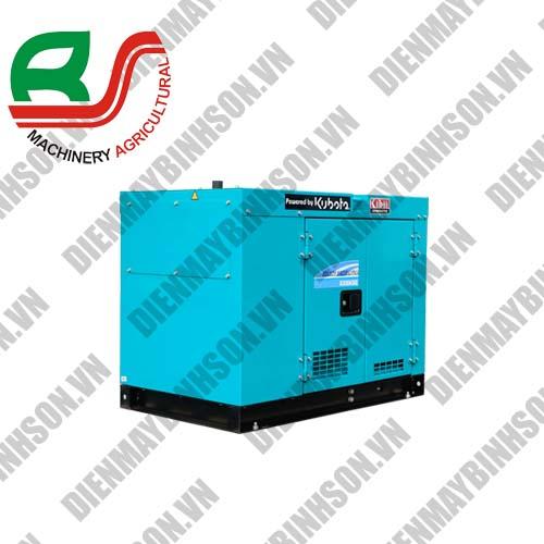 Máy phát điện Kubota EX12KLE
