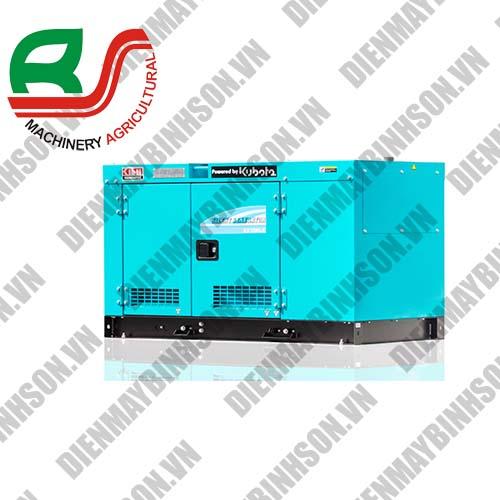 Máy phát điện Kubota EX15KLE