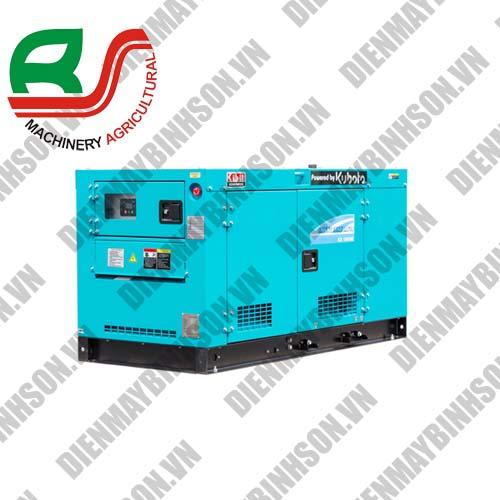 Máy phát điện Kubota EX18KLE