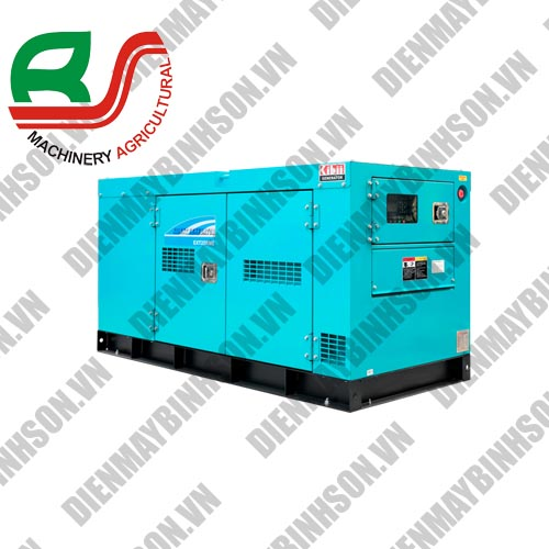 Máy phát điện Kubota EX25KLE