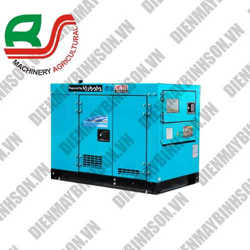 Máy phát điện Kubota EX6KSE2