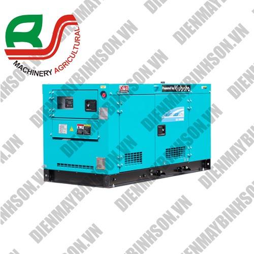Máy phát điện Kubota EXT18KLE