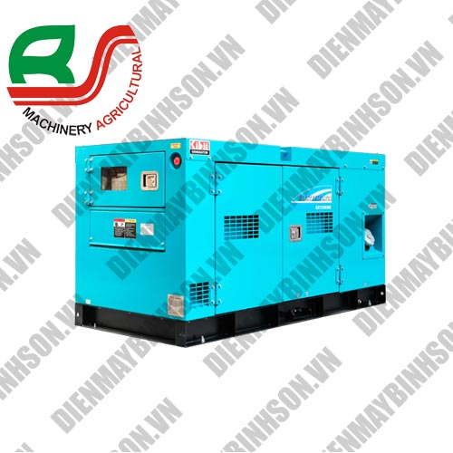 Máy phát điện Kubota EXT25KLE