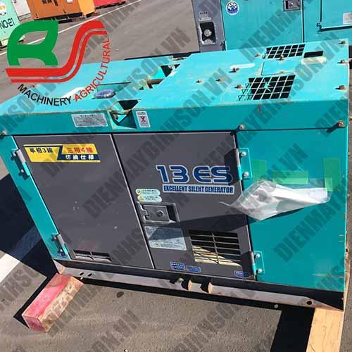 Máy phát điện cũ Denyo DCA 13 ESY