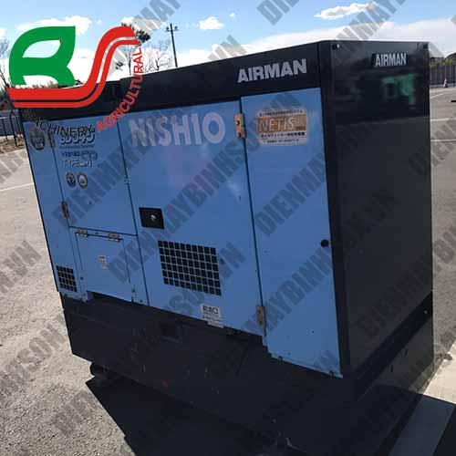 Máy phát điện nhật bãi Airman SDG45S - 45kva