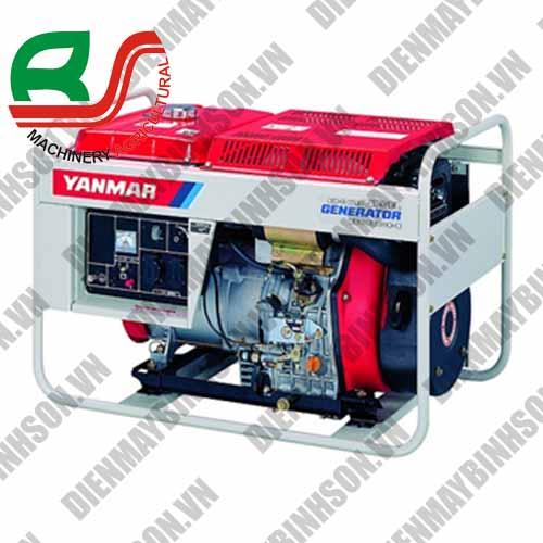 Máy phát điện nhật bãi Yanmar YDG2700