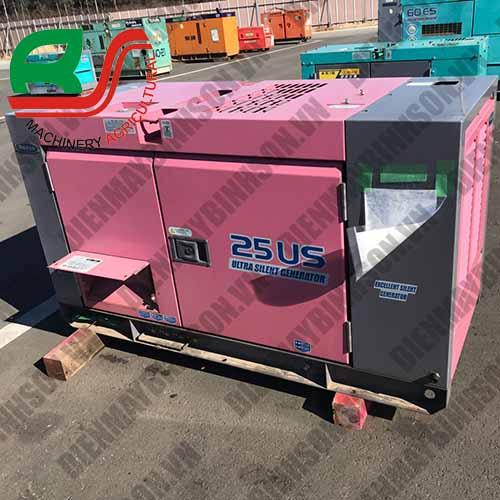 Máy phát điện nhật bãi Denyo DCA 25 USI