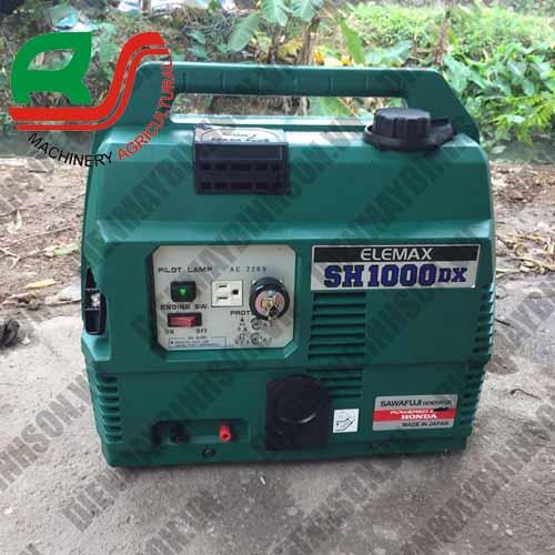Máy phát điện cũ nhật Elemax SH1000 DX