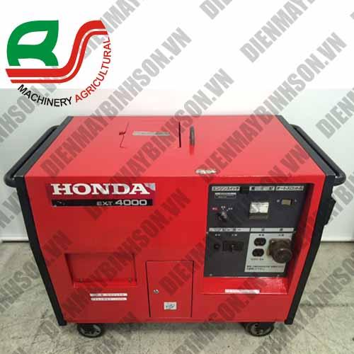 Máy phát điện Nhật bãi Honda EXT 4000