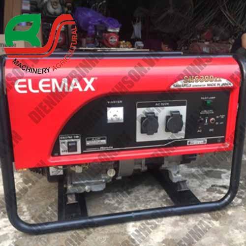 Máy phát điện cũ Honda ELemax SH5300 EX